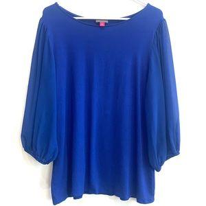 Vince Camuto Blue Shirt